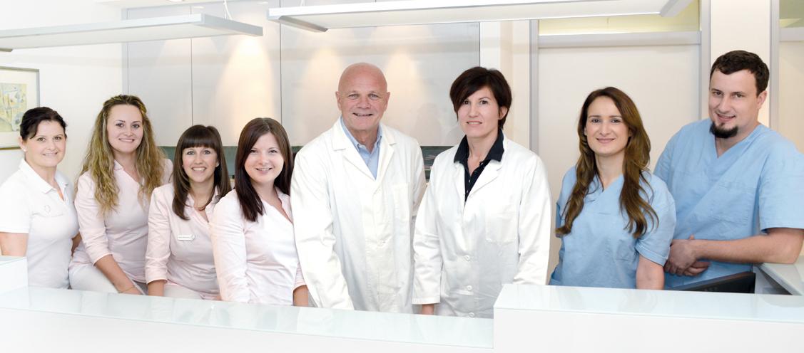Team IVF Zentren Prof. Zech Salzburg